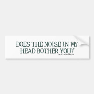 Does the Noise in My Head Bother You (Audiobook) by Steven Tyler