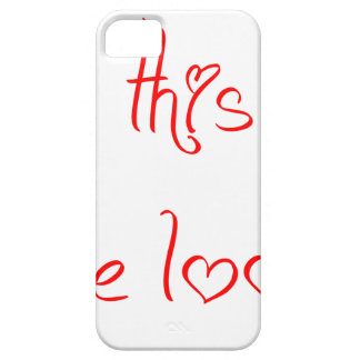 does-this-baby-jell-red.png iPhone 5 case