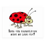 Does This Exoskeleton...? Postcard