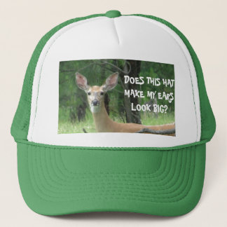 Does This Hat Make My Ears Look Big?