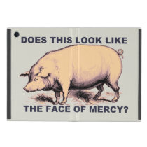 Does This Look Like The Face of Mercy?  Grumpy Pig Case For iPad Mini