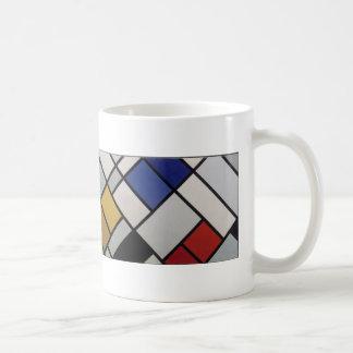 Doesburg-Composición de Theo de las disonancias, X Taza De Café