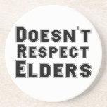 Doesn't Respect Elders Coaster