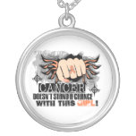 Doesn't Stand A Chance Endometrial Cancer Jewelry