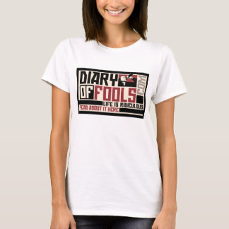 DOF NEW LOGO Ladies Edition T-Shirt