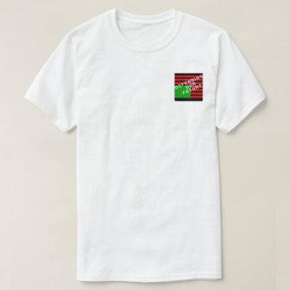 DOF White T-Shirt, Abe Lincoln Quote T-Shirt