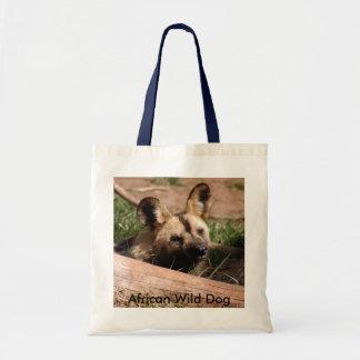 Dog-012 salvaje africano, perro salvaje africano