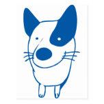 dog 01 postcards