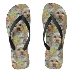 Yorkie Shoes Zazzle