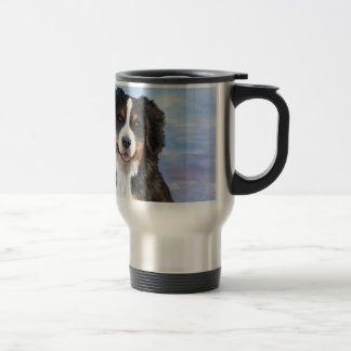 Dog 125 Bernese Mountain Travel Mug