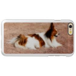Incipio Feather® Shine iPhone 6 Plus Case with Papillon Phone Cases design
