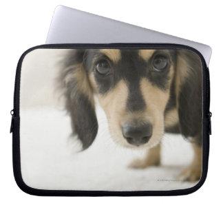 Dog 2 computer sleeve