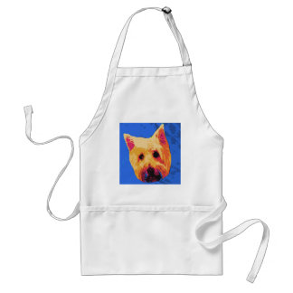 Dog 2 - Dog Days Of Summer Adult Apron