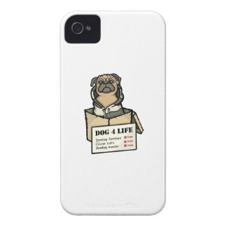 Dog 4 Life iPhone 4 Cover