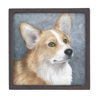 Dog 89 Corgi Gift Box