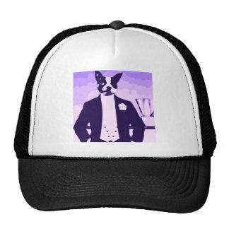 Dog about Town Trucker Hat