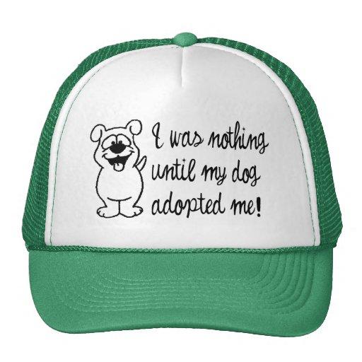 Dog Adoption Trucker Hat