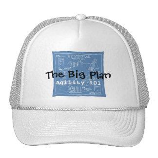 Dog Agility Cartoon - The Big Plan - agility hat