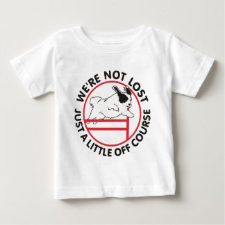 Dog Agility Off Course T Shirt