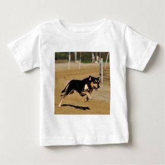 dog agility practicing t-shirt