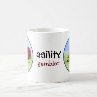 Dog Agility Tunnel mug