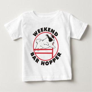 Dog Agility Weekend Bar Hopper Shirt
