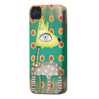 Dog Alebrije iphone Case 4 - 4s iPhone 4 Cover