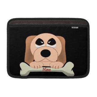Dog and A Bone MacBook Sleeve