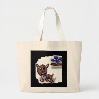 Dog and Bird Bag