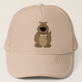 Dog and Bone Buddy Trucker Hat