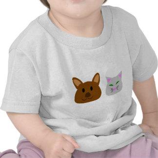 Dog and Cat Best Friend T-shirt