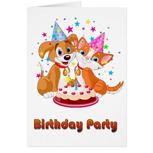 Dog Party Invitations is luxury invitations sample