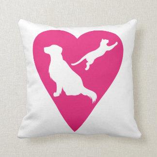 Doggy Throw Pillows : Dog Pillows - Decorative & Throw Pillows Zazzle