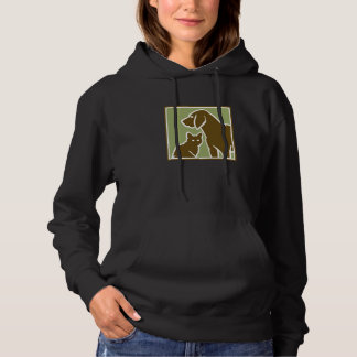dog and cat hoodie