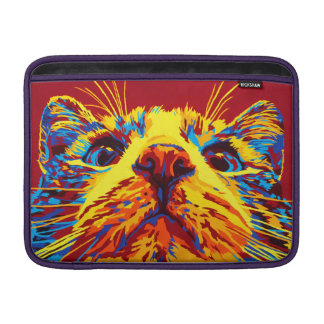 Dog and Cat Mac Book Pro sleeve MacBook Sleeves