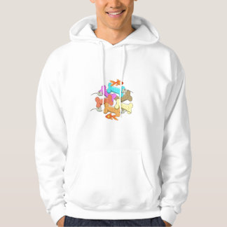 Dog and Cat Treats Hoodie