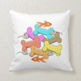 Dog and Cat Treats Pillows