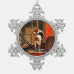 DOG AND DODGE ORNAMENTS