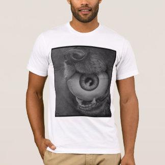 Dog and Eye Ball Shirt