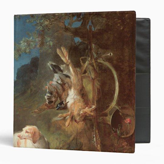 Dog and Game, 1730 Binder