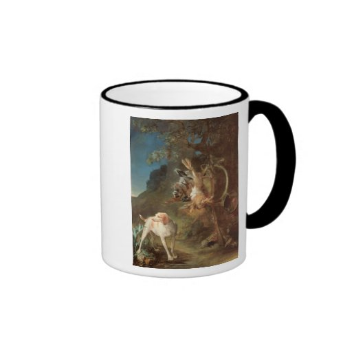 Dog and Game, 1730 Coffee Mugs