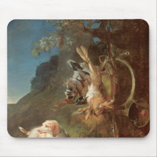 Dog and Game, 1730 Mouse Pad