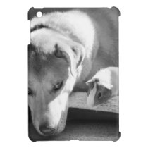 Dog and Guinea Pig iPad Mini Case