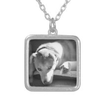 Dog and Guinea Pig Necklace