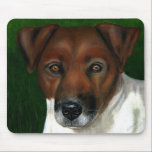 Dog Art - Jack Russell Terrier - Otis Mousepads