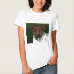 Dog Art - Jack Russell Terrier - Otis T-Shirt