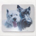 Dog Art: Max Mousemat Mouse Pad