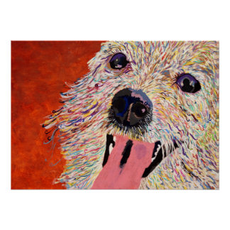 Dog Art Posters - Pop Contemporary Artists - Decor