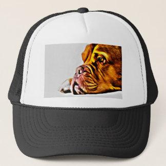Dog Art Trucker Hat