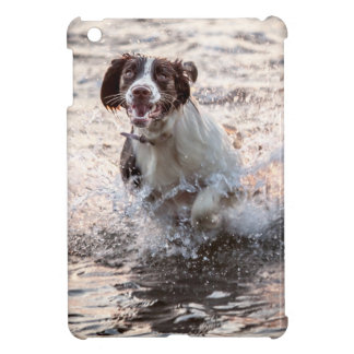 Dog at the Beach iPad Mini Cover